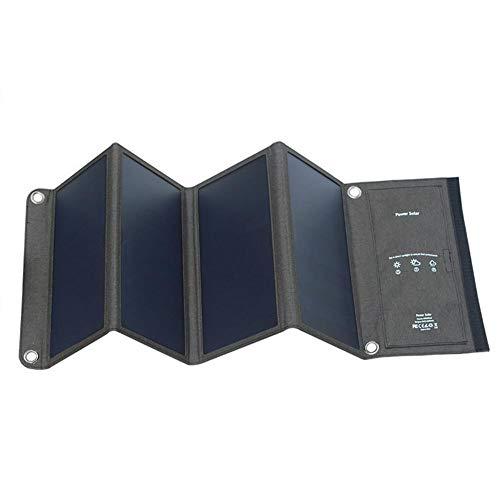 Caricabatterie a energia solare portatile, biback 28w sacchetto pieghevole portatile solare esterno viaggio caricabatterie a energia solare telefono ladep latte