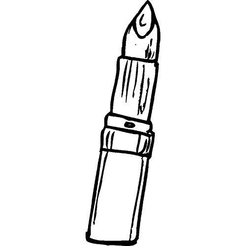 Azeeda A7 'Lippenstift' Stempel (Unmontiert) (RS00009274)