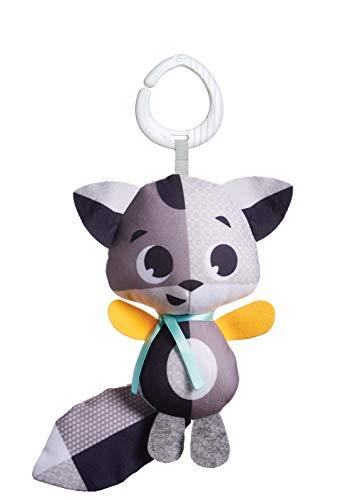 Tiny Love 3333111691 Tiny Love Christopher Fox Magical Tales - Sonaglio a forma di volpe, con simpatico giocattolo in tessuto, utilizzabile dalla nascita (0M+), multicolore