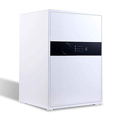 HW-DUMG Hogar Cajas Fuertes, Simple con Estilo de la Huella Digital Totalmente de Acero Invisible Inteligente...