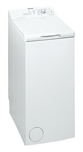 Ignis LTE6210 Freestanding Top-load 6kg 1000RPM A++ White washing machine - Washing Machines (Freestanding, Top-load, White, Buttons, Rotary, Up, White)
