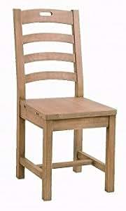 Cornwall échelle arrière Chaise de salle à manger