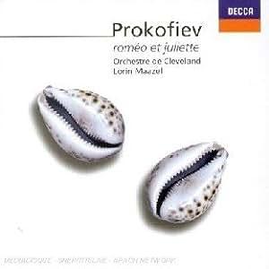 Prokofiev : Roméo et Juliette (Coffret 2 CD)