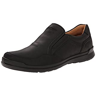 Ecco Herren Howell Slipper, Schwarz (Black 2001), 43 EU