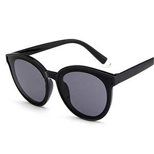 Yutongyi Außenpartei Damen-Sonnenbrillen Flexible Frames Polarized Impact mit Farblinse für Damen und Mädchen Durchschauen (Color : Schwarz)