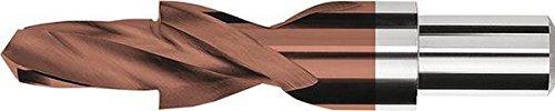 SPPW Kurzstufenbohrer HSS-E05+X5Cut 180° L:55x13 Ø5,5x10,0 - M5