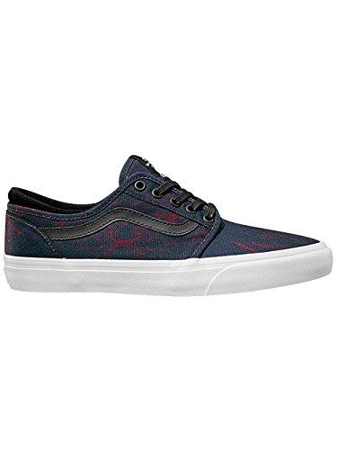 Herren Sneaker Vans Trig Sneakers (miltwo) black/white