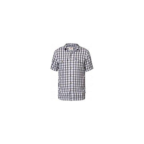 Fjällräven Herren Abisko Cool Shirt SS Kurzarmhemd, Bluebird, XL