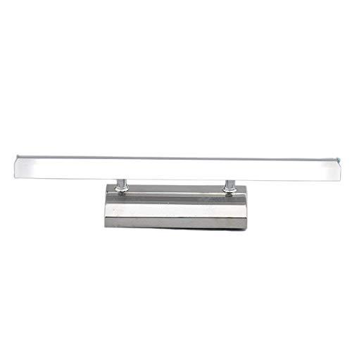 Mobile Specchio Da Bagno.Zhma 6w Luce Bianco Lampada Bagno Specchio Da Muro Parete Led