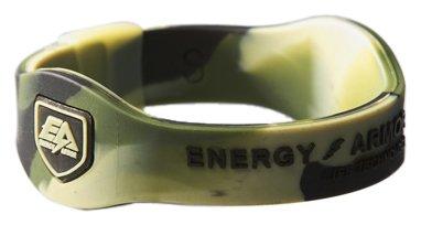 Z-05-balance (Energy Armor Uni Armband Silicone, camo/Black, XL, 001-260-03-05-XL)