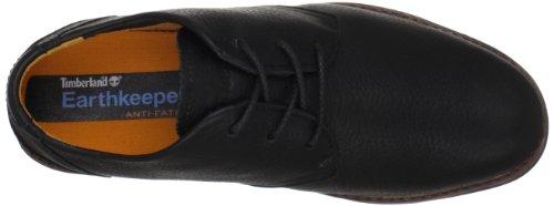 Timberland EK FCTRAVEL CASOX 5428R Herren Casual Schnürer Schwarz (Black Smooth P2i)