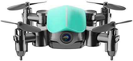 Mallalah Mini Mini Mini Drone Pliable RC Quadricoptère Caméra HD à Choisir Mode sans Tête Altitude Hold WiFi Version Pocket Selfie, Multi Coleur | Emballage Solide  3bfb9e