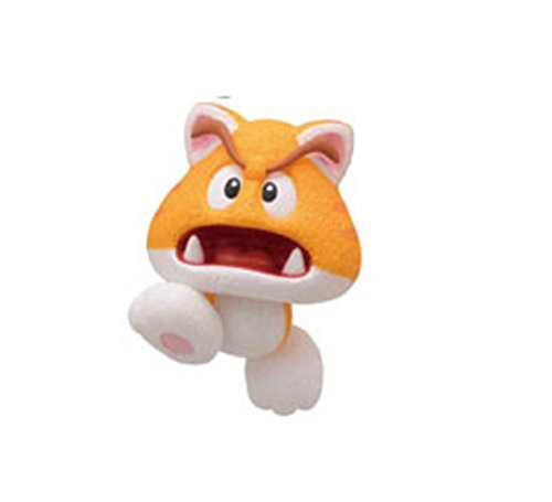 Preisvergleich Produktbild Furuta Choco Egg Party~Super Mario 3-D World Figure~Cat Goomba 30mm