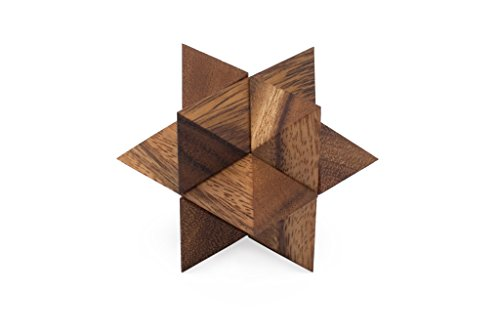 Sternschnuppe-Handgemachtes-umweltfreundliches-3D-Holzpuzzle-von-SiamMandalay