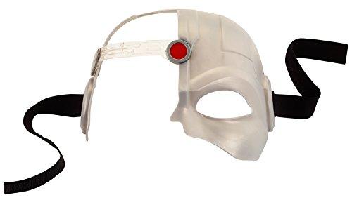 Mattel FGM07 Justice League Maske Cyborg