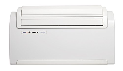 Olimpia Splendid Unico Smart 10 SF 2300W Blanco Through-wall air conditioner - Ventana y aire acondicionado de pared (Blanco, 902 mm, 229 mm, 516 mm,