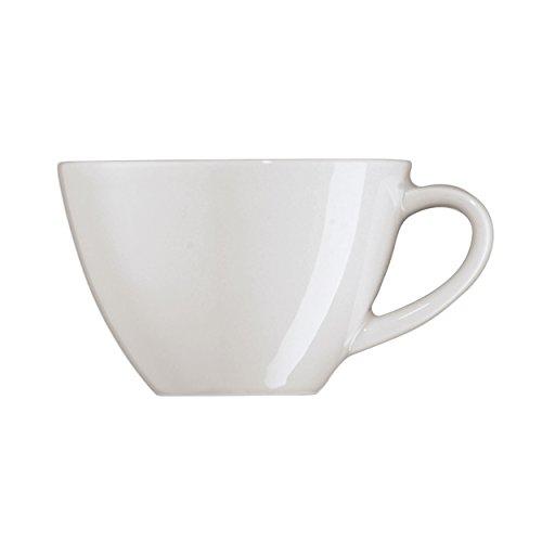 Arzberg Profi Tasse à Expresso, Tasse, Tasse à Café, Virgin White, Porcelaine, 11 cl, 49600-800001-14717