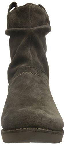 Stivali per le donne, colore Marrone , marca CLARKS, modello Stivali Per Le Donne CLARKS UN ASHBURN Ancho Especial Marrone Verde