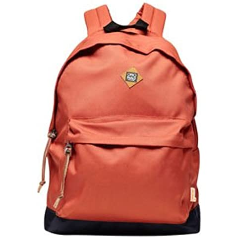 JACK JONES South Backpack Campaign Burnt Ochre Unisex Talla:ND