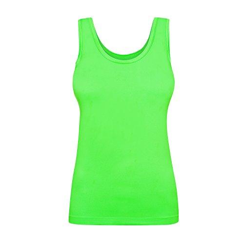 Top, Größe S, neon grün (Neon Shirt)