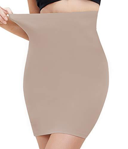 COMFREE Falda Mujer Shapewear Moldeadora Control Barriga