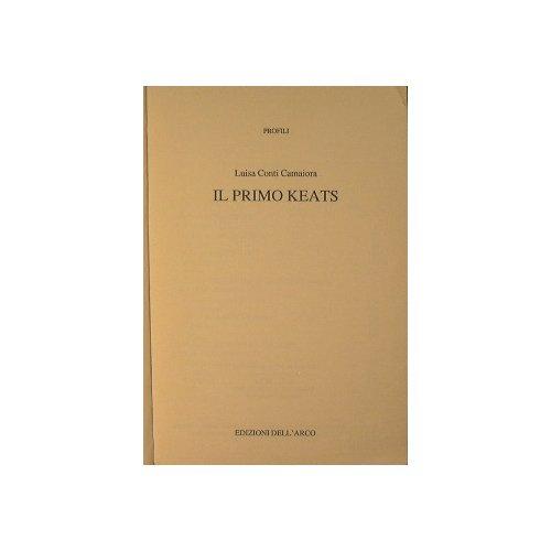 Il primo Keats