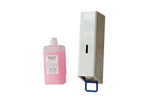 Savon 500 ml + 1 Distributeur 250 x 130 x 80 mm Distributeur De Savon pour Savon Savon + distributeur