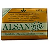 Produkt-Bild: Alsan Bio Margarine 250g