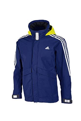 Adidas Sailing Unisex Funktionsjacke 2 Layer Long Jacket, Größe:2XL, Farbe:night blue