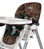 Peg Perego–Revêtement de chaise haute, pour modèle Prima Pappa Diner...