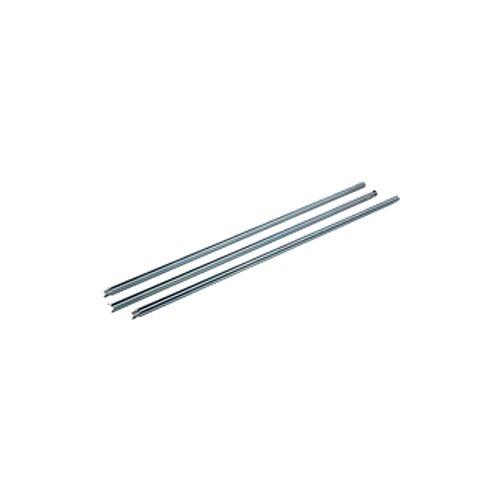 Witeg Stativstange RD512 Ø16x1000mm mit Gewinde, für Rührwerke und Homogenisatoren