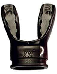 Mares Jax Mouthpiece Black Individually Malleable by Mares
