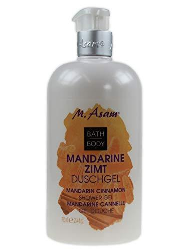 M.Asam Duschgel Mandarine Zimt - 750ml im Spender