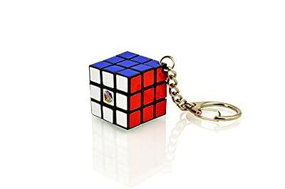Rubik's - 0702 - Jeu D'action Et De Réflexe - Porte-clefs Rubik's Cube