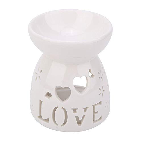 Kerzenhalter Keramik Duft Nachtlampe Essenz Öl Weihrauch Brenner Aromatherapie Herd für Wohnkultur(2#) -