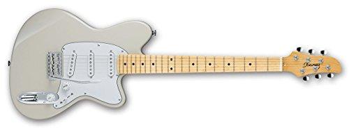 Prestige Gitarren (Ibanez E-Gitarre 6-Saiter Prestige Talman inklusive Koffer made in Japan Ahorn Griffbrett - VWH - Vintage White TM1730M-VWH)