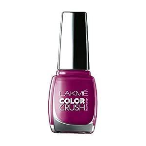 Lakmé True Wear Color Crush Nail Color, Shade 58, 9ml