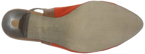 Giudecca Patian JYS1356, Sandali col tacco donna Arancione (Orange (Orange 2#))