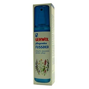 Gehwol 1023808 Fussdeo pflegend 150ml