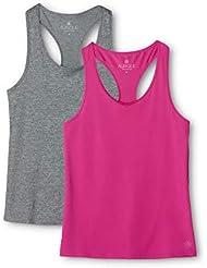 207f61897c AURIQUE Camiseta Deportiva de Tirantes Mujer