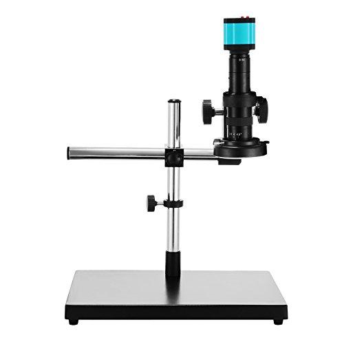 BuoQua 14MP 180xLens HDMI Stereo Digitale Video Microscopio Camera HD Registrazione Modello S1000-A Microscopio Digiatale ProfessionaleHD USB Digitale E Industriale