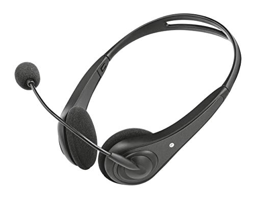 Trust InSonic Chat Headset for P...