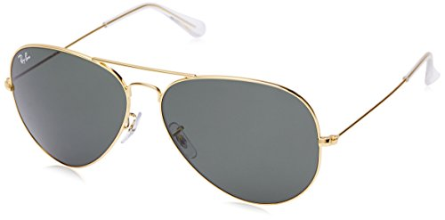 Ray-Ban Aviator Sunglasses (Golden) (RB3026|W202762)