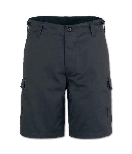 Brandit Ranger Herren Cargo Shorts Bermudas (+ Übergrößen) Schwarz
