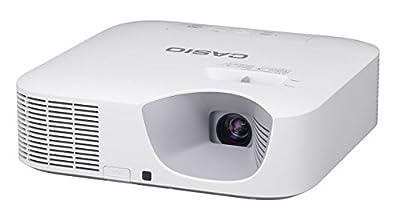 Casio XJ-V10X-UJ 20000:1 3300 Lumens 1024 x 768 Laser/LED Projector - White
