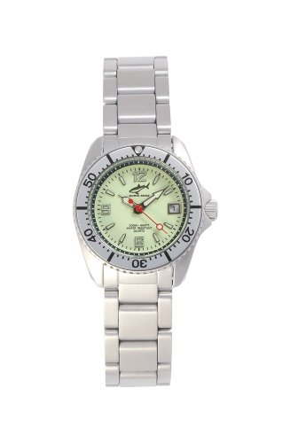 Chris Benz One Lady CBL-N-SI-MB Women's Diving Watch
