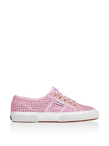 Scarpe Le Superga - 2750-crochetw Pink