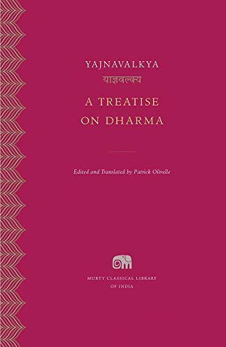 A Treatise on Dharma (Murty Classical Library of India)