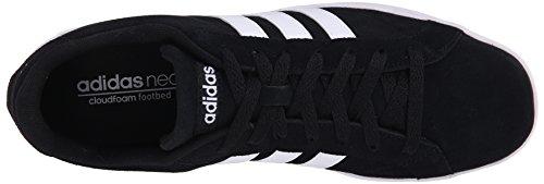 Adidas Neo Baseline Shoe Black/White/White