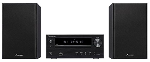 pioneer-x-hm16-b-hi-fi-micro-system-with-cd-player-usb-aux-input-fm-tuner-and-rds-black